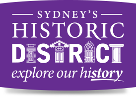 Sydney's Historic District. Explore our History